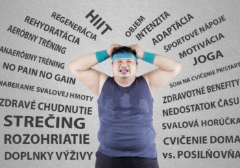 10 najznámejších fitnes mýtov